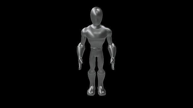 rangerBase 3D Model