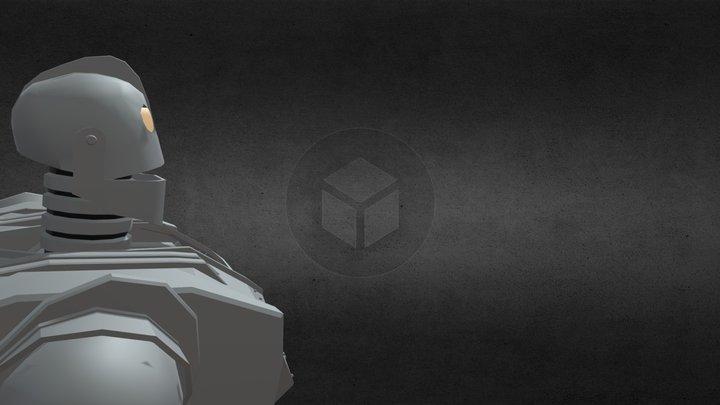 Iron Giant model 3D Model