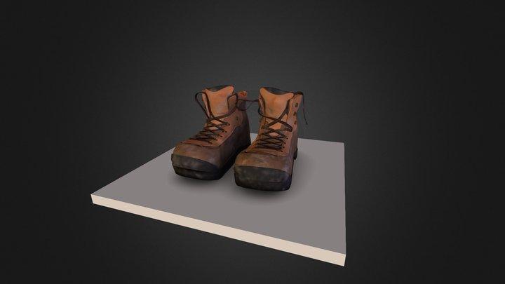 UNICEF: Boots 3D Model