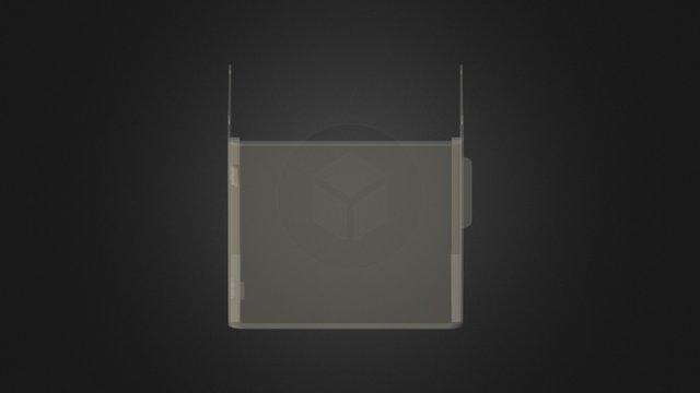 Bolha Fechamento 3D Model