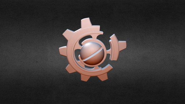 Rouage 3D Model