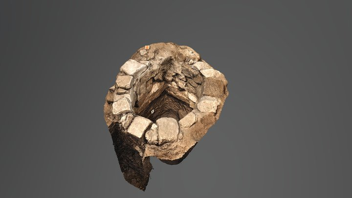 Székesfehérvár, Vörösmarty tér - Kút 3D Model
