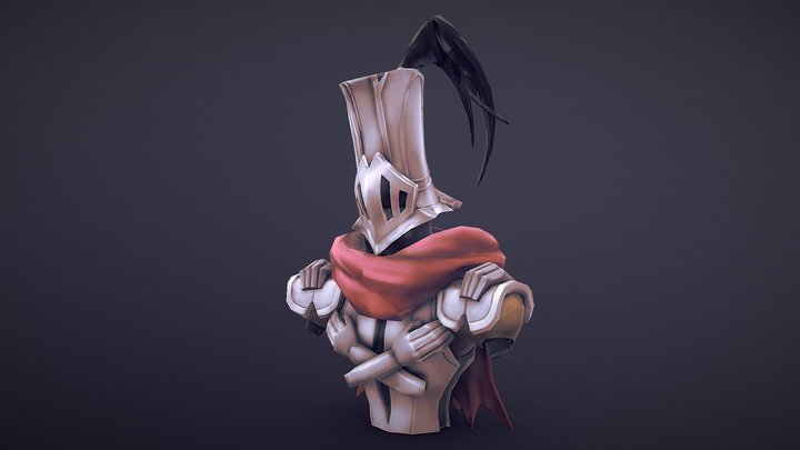 Sacrifice Bust 3D Model