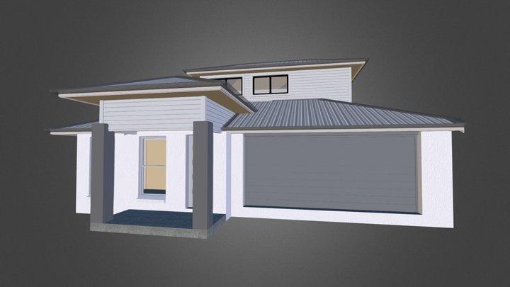 Sunvista -SOUTHOAK 2 Storey 3D Model