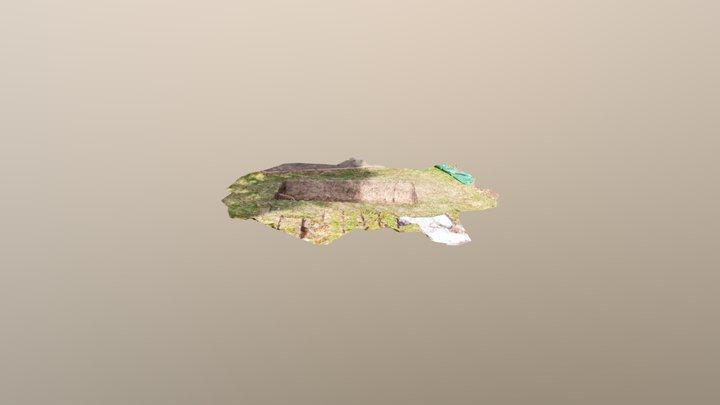 Test Pit 5 3D Model
