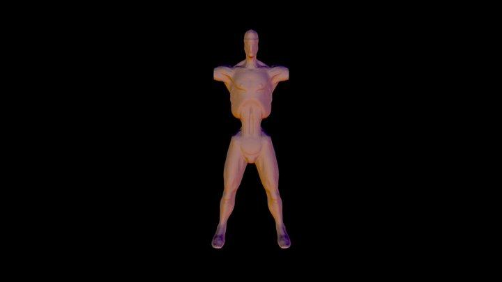pokdut 3D Model