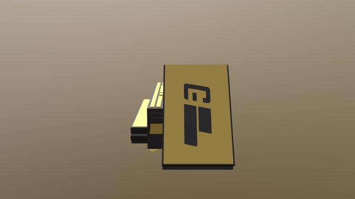 Step Gaveta 3D Model