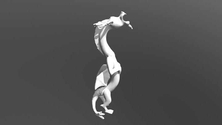 Discord 3D Model