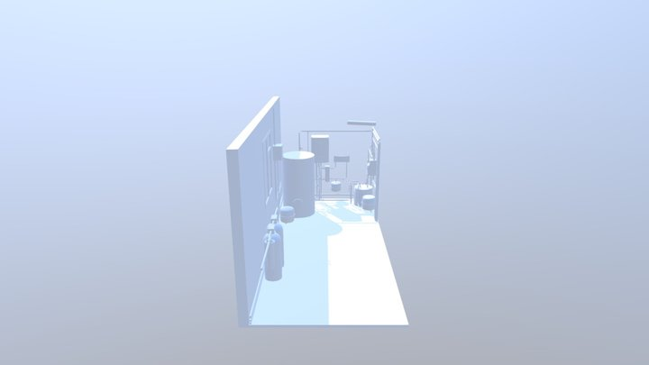 Компоновка 2 Recover Recover 3D Model