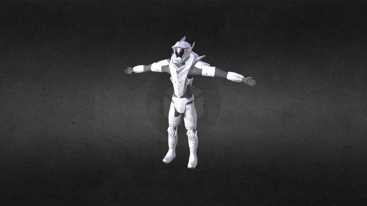 space soldier2 3D Model