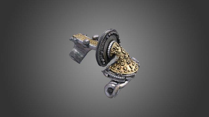 Brooch 3D Model