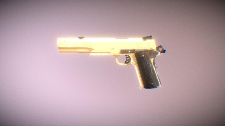1911 3D Model