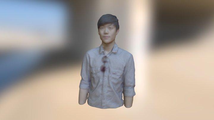 Patrick 3D Model