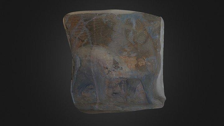 Lamassu 1 3D Model