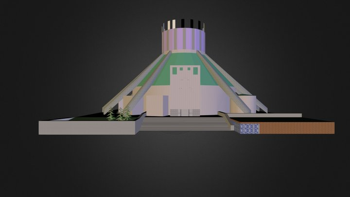 cathedral.zip 3D Model