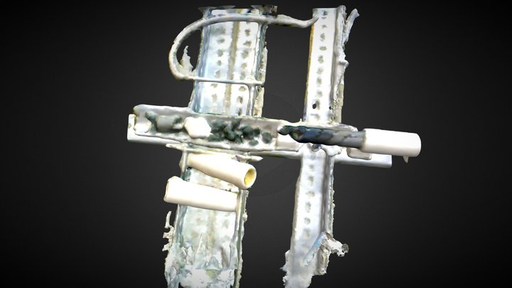 Scan of Debris 3D Model