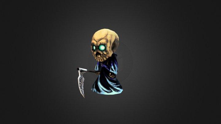 Little Death 3D Model