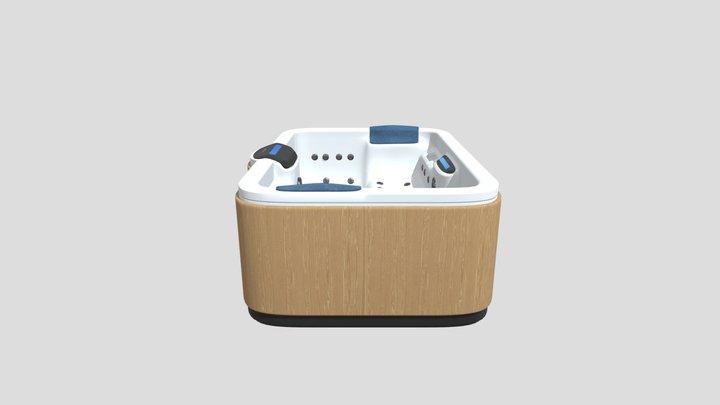 hottub 3D Model