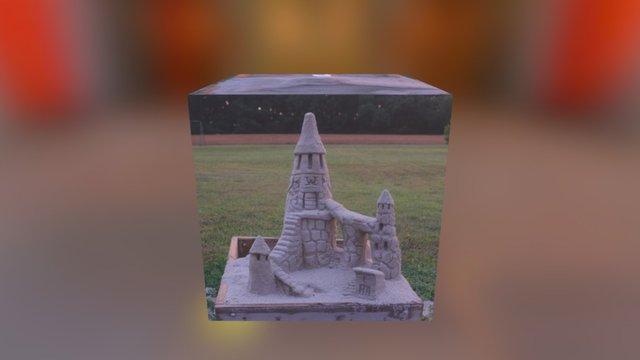 Sand1 3D Model