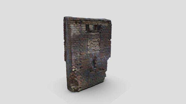 Photoscanned 3D Environment Asset #1 3D Model