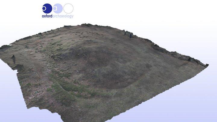 Howe's Hill Barrows, Sherringham 3D Model
