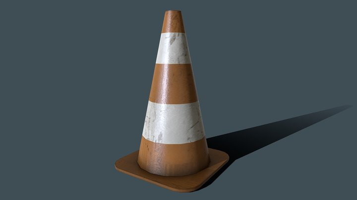 ares cone 3D Model