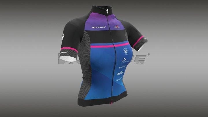 Line Thams 2018 trøje - version 7 3D Model