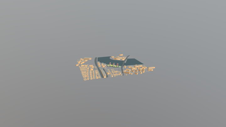 MeridianCR2 3D Model