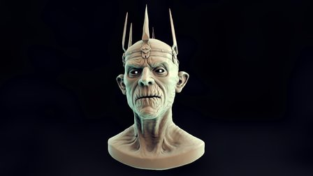 Koschey 3D Model