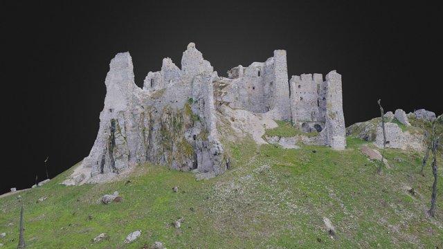 Hrusov Castle 3D Model