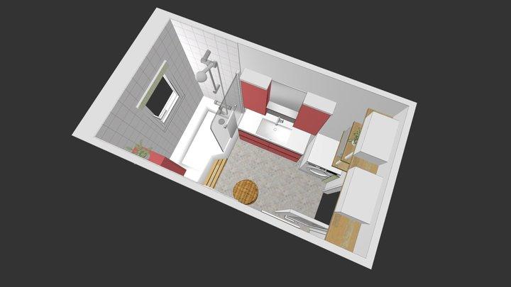 L&M SDB 3D Model