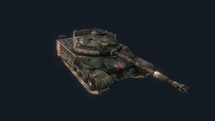 T22SR 3D Model