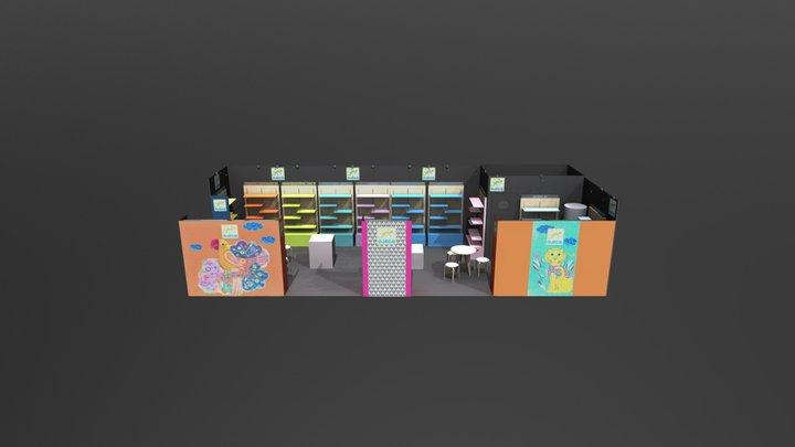 DJECO_TOYFAIR-Londres 2018_modif 3D Model