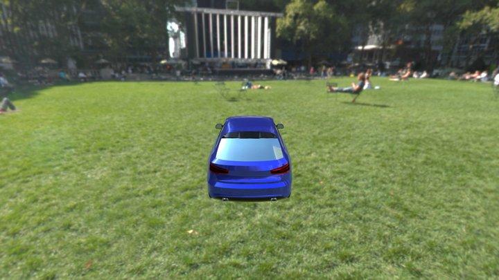 Auti Q3 xD 3D Model
