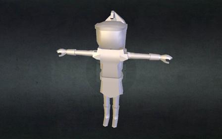 gatot 3D Model