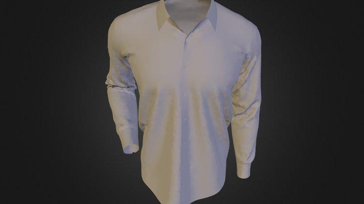 shirt web 3D Model
