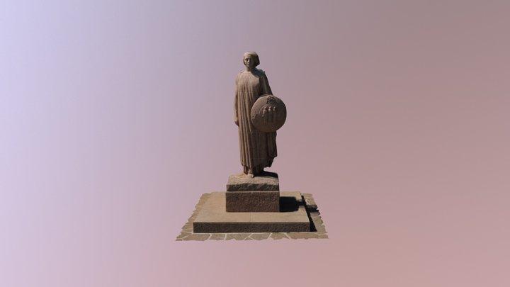 "77 - AIR - Mavic -  Oulchy ""La France"" 3D Model"