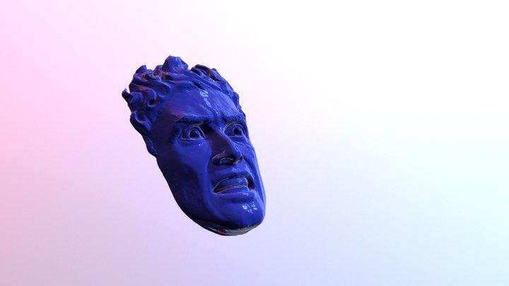 Lico Adam Cut 1 3D Model