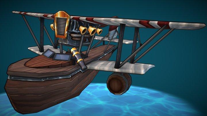 Game Art Assignment DAE 3D Model