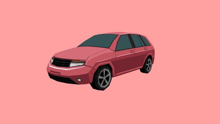 Hatchback 3D Model