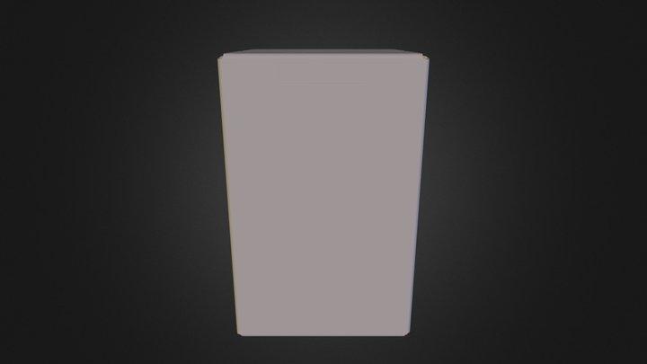 Vendange Blanc 3D Model