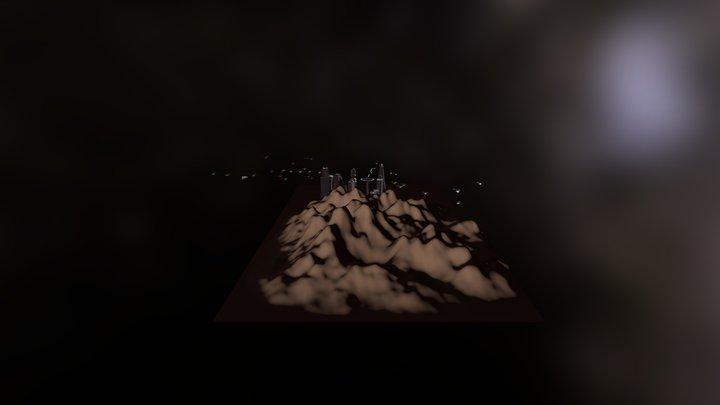 CompG Ciudad-F 3D Model