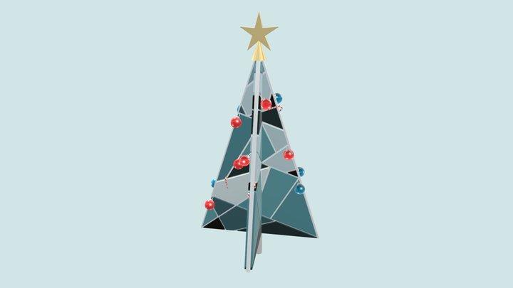 pointreef Christmas Tree 3D Model