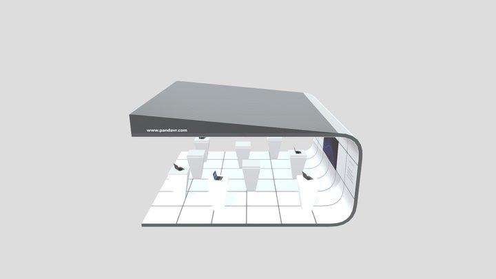 PANDA.VR Stand-36-01 3D Model