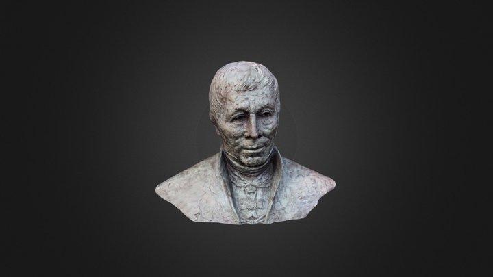A. van Hoboken 3D Model