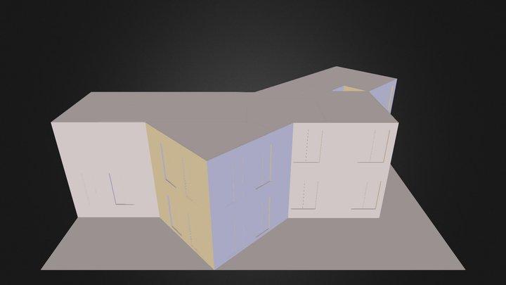 LOS_ARRAYANES2 3D Model