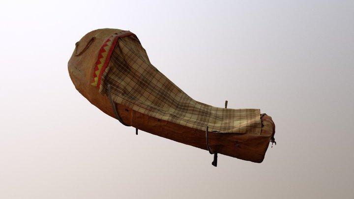 Komsio; Gietkka 3D Model