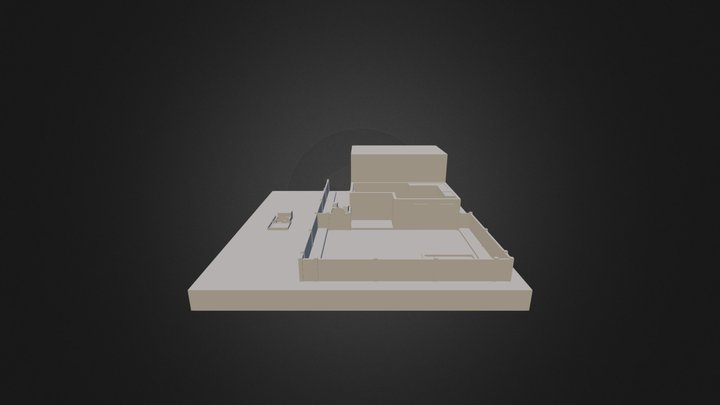Scale Comparison 3D Model