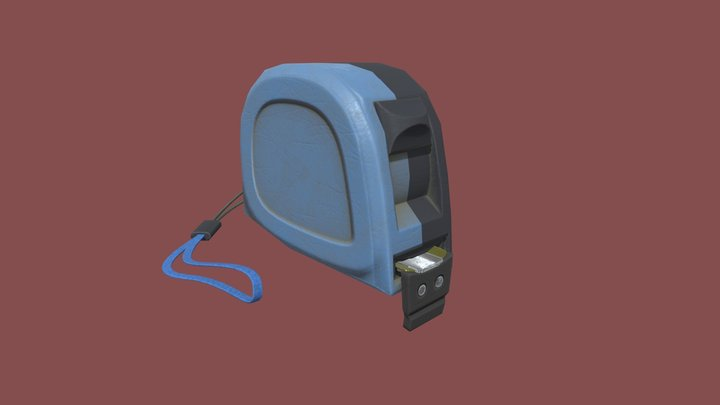 tapeline 3D Model