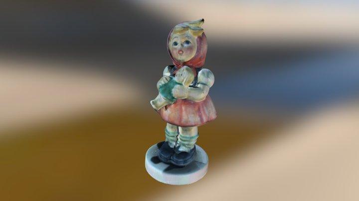 MakerTree 3D: Hummel 3D scanned 3D Model